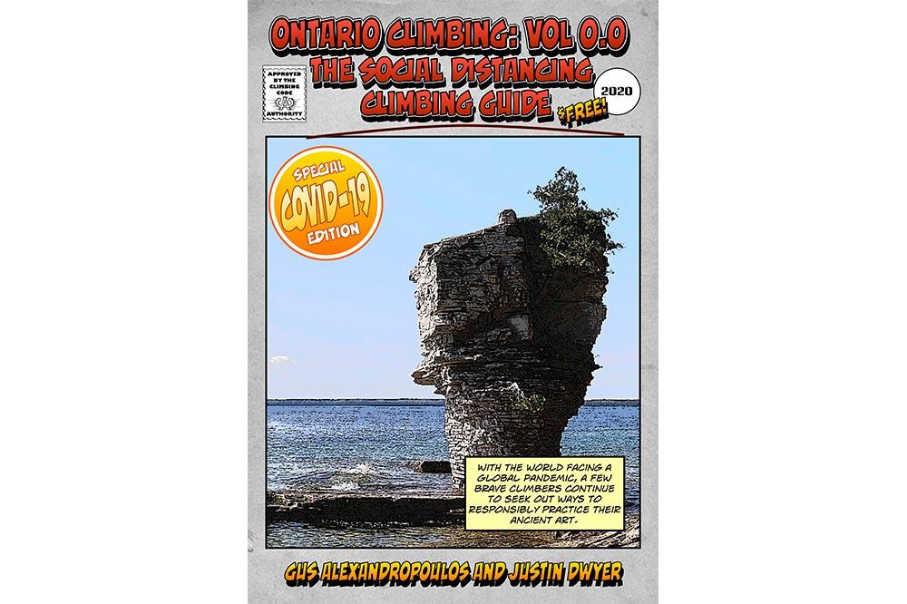 Ontario Climbing: Vol 0.0 The Social Distancing Climbing Guide