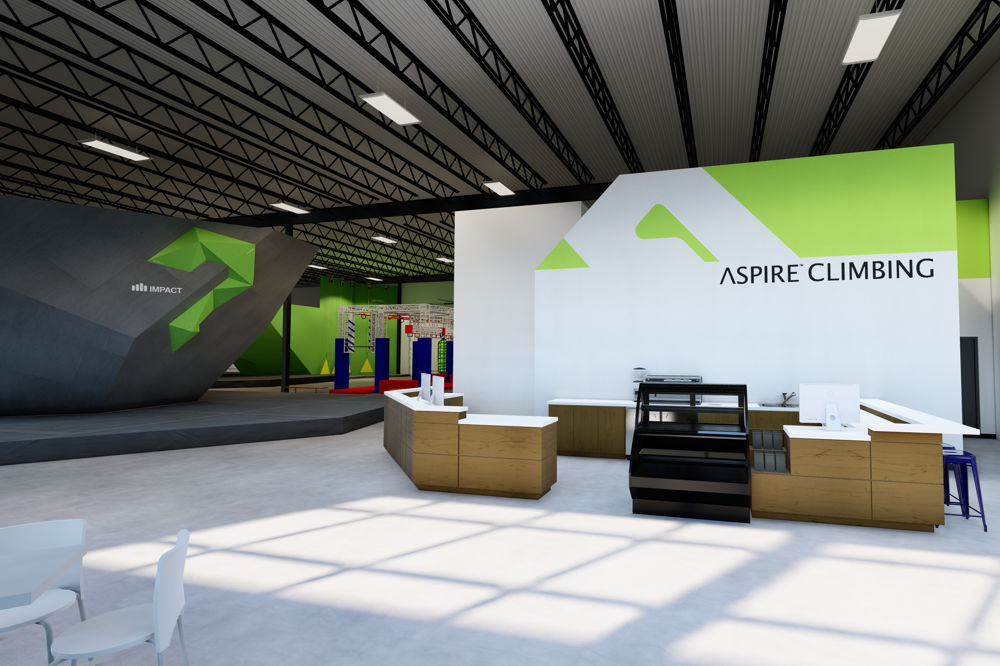 Aspire Climbing Coming To Vaughan