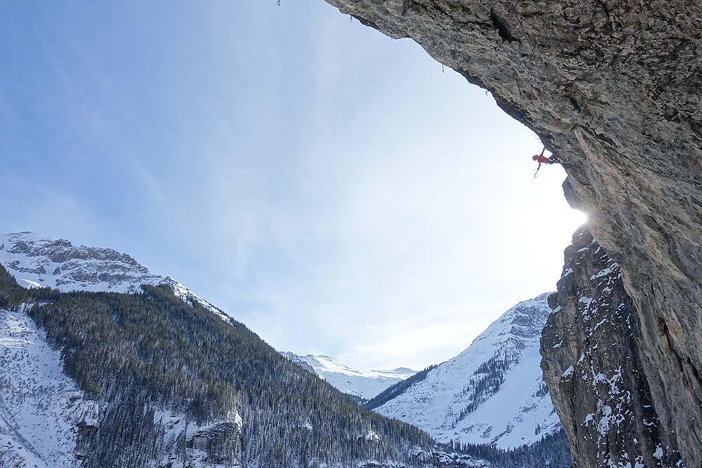 Nathan Kutcher Climbing Super Wobbler D14-