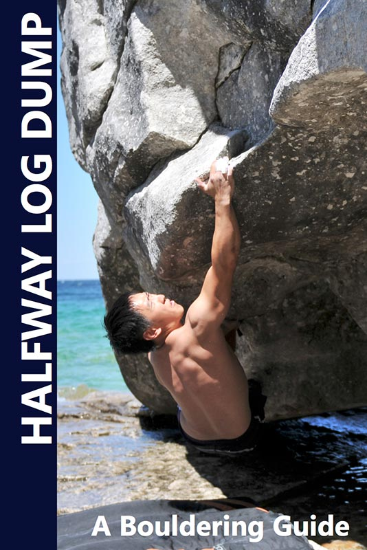 Halfway Log Dump A Bouldering Guide