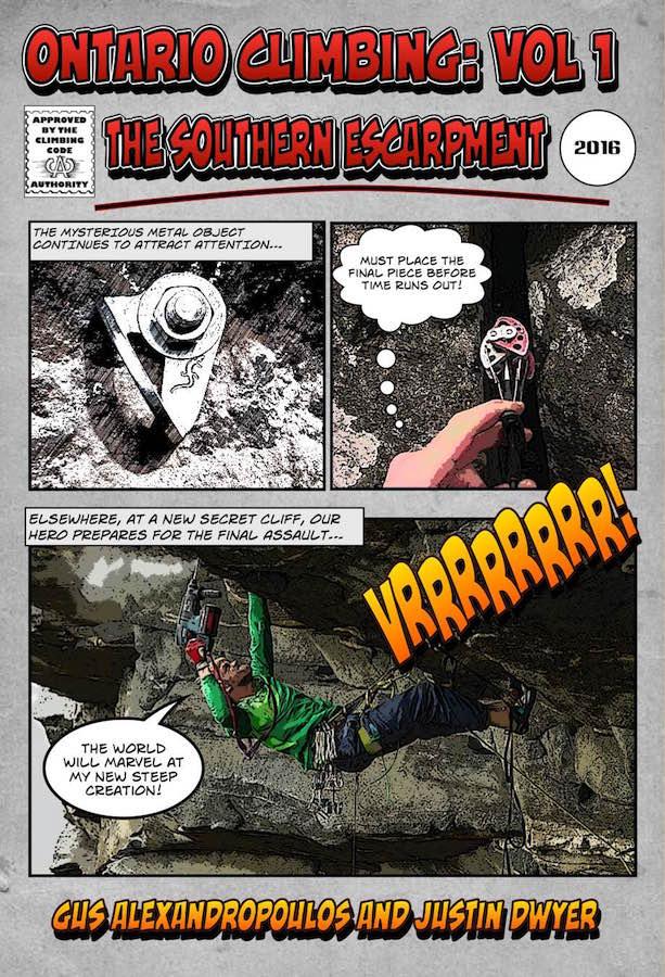 Ontario Climbing: Vol 1 The Southern Escarpment